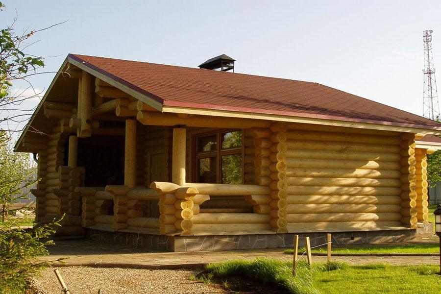 Этапы строительства дома из сруба своими руками фото 734