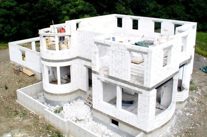 Строительства частного дома своими руками фото 76